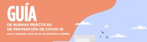 Guia de buenas prácticas prevención COVID para pequeño comercio