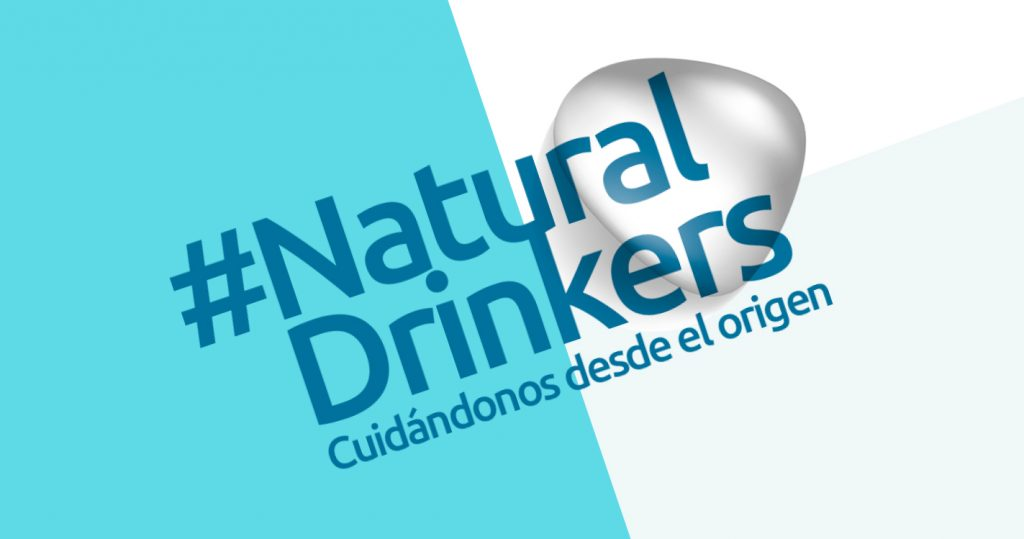 Logo de la campaña Natural Drinkers