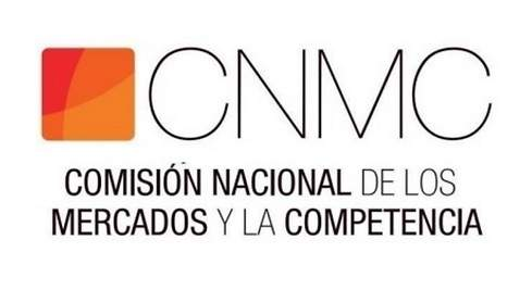 Logo CNMC Comision Nacional de los mercados y la competencia