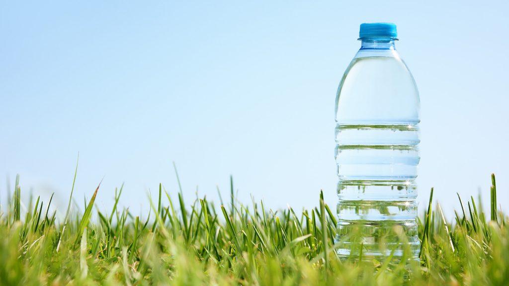 Botella de Agua Mineral