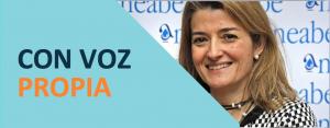 Irene Zafra Secretaria General de ANEABE