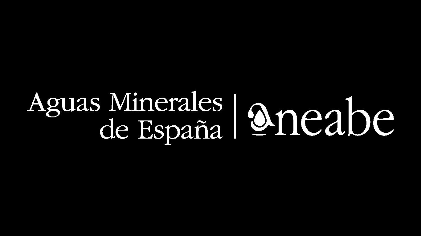 logo con isotipo y letras en blanco