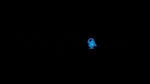 ANEABE logo en negro con isotipo y gota azul