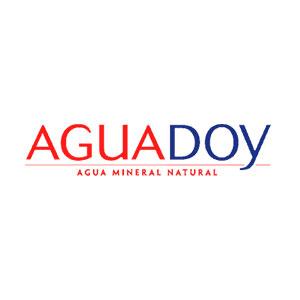 Logo agua Aguadoy