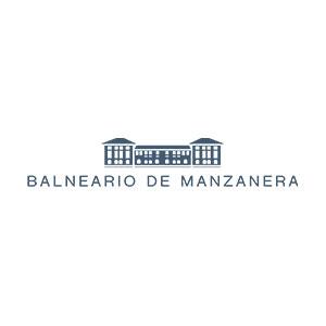 Logo Balneario de Manzanera