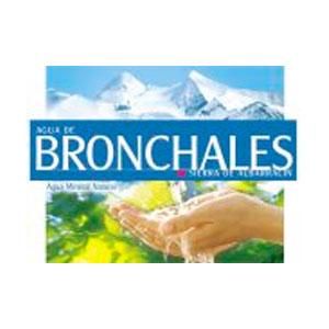 Logo agua Bronchales