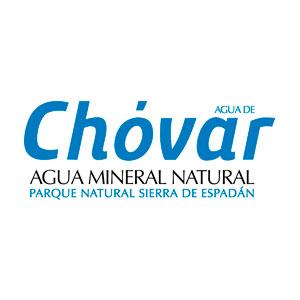 Logo agua Chovar