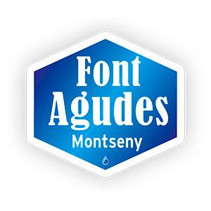 Logo Font Agudes