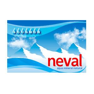 Logo agua Neval