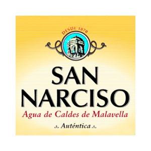 Logo de San Narciso Agua de Caldes de Malavella