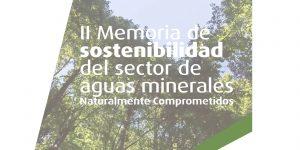 II Memoria Sostenibilidad aguas minerales