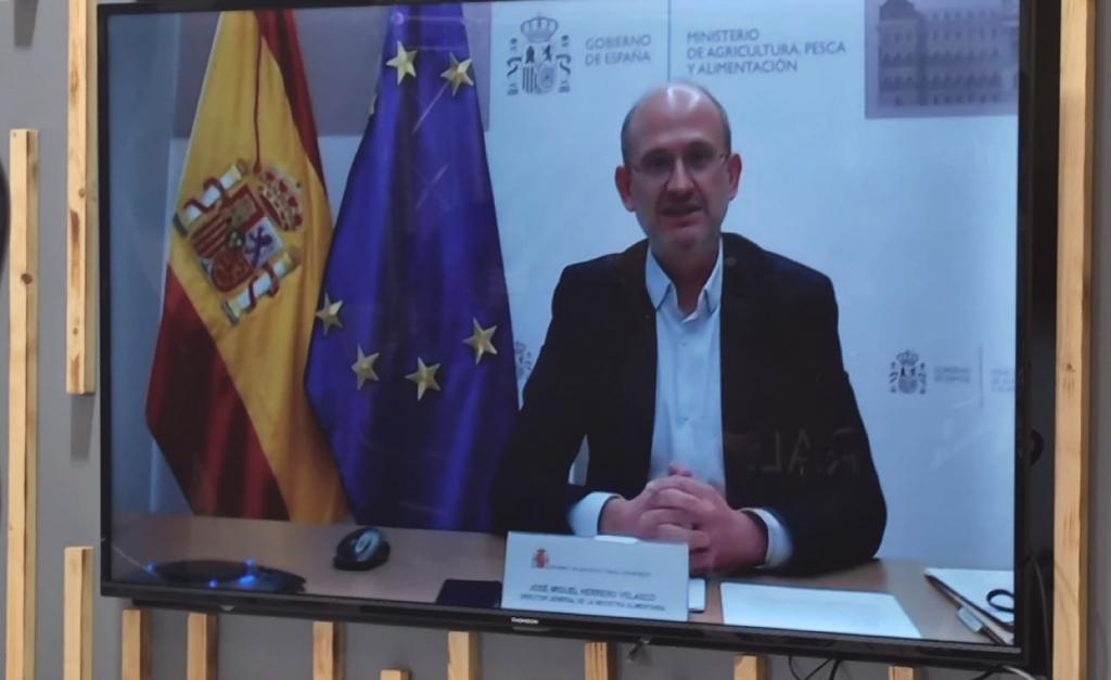Jose Miguel Herrero sobre circularidad en los envases de agua