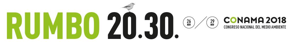 Logo de Conama 2018