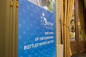 Asamblea de la EFBW sector europeo del agua embotellada