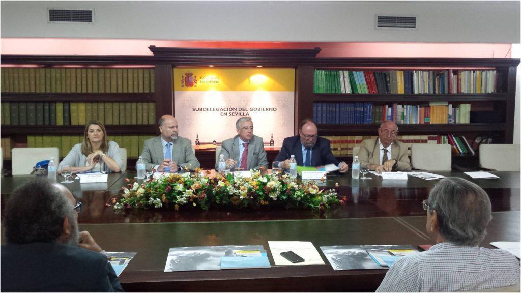 Convenio colaboración ANEABE e IGME en Sevilla