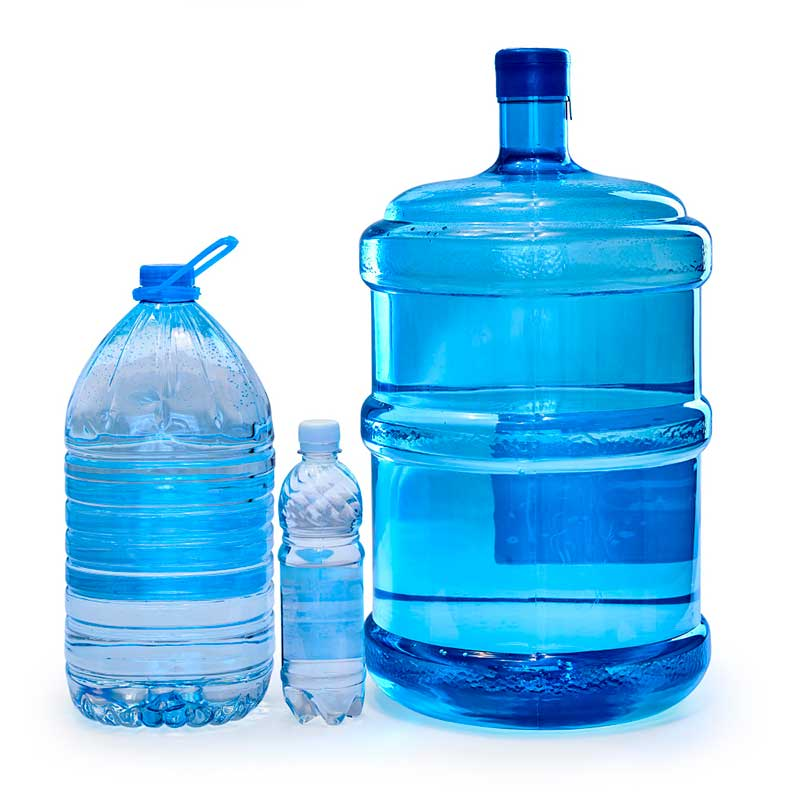 Ecodiseño a los envases de Agua Mineral