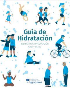 Portada de la Guía de Hidratación del IIAS