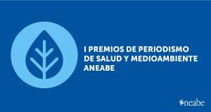 Cartel I Premio Periodismo de salud y medioambiente