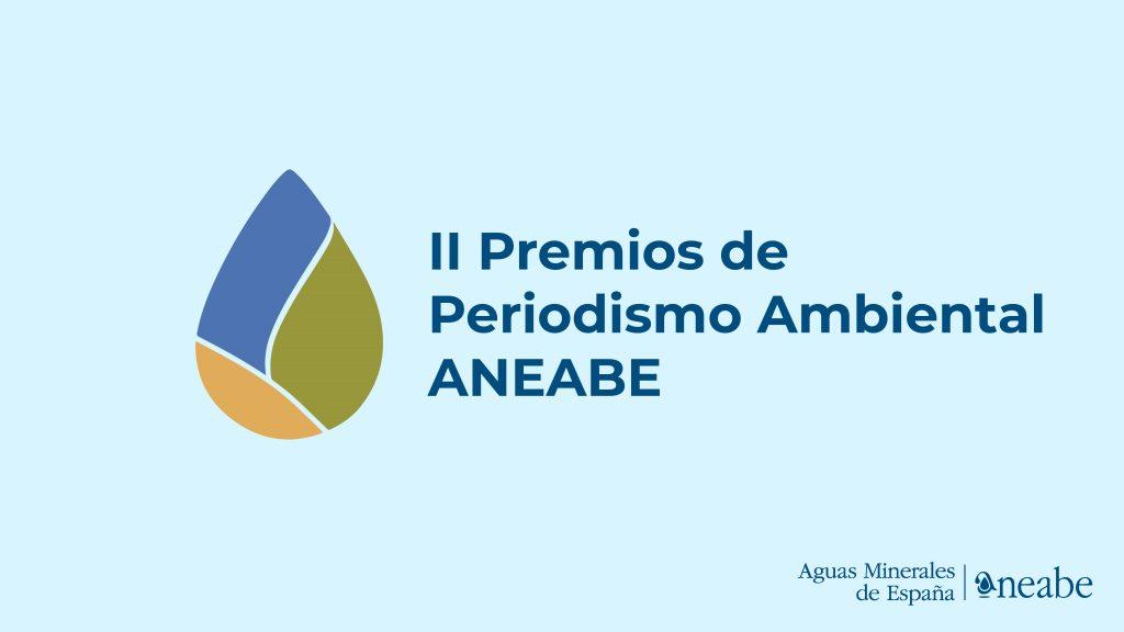 II Premios de Periodismo Ambiental ANEABE